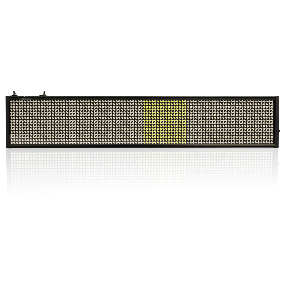 P5 SMD Led Sign Programmable Scrolling Message LED Display Board Display to 4  color ,16 pixels each color (5)