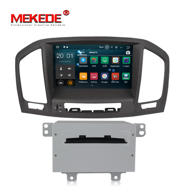 Quad core PX3 Android 7.1.1 car multimedia DVD player For Opel Vauxhall Insignia CD300 CD400 2009 2010 2011 2012 2G RAM 16G ROM