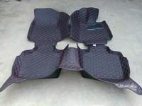 right steering RHD Waterproof Carpets Durable Special Car Floor Mats For Citroen C4 C5 C6 C3 XR C2 C3 ds6 ds5ls ds5