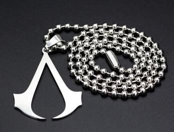 Кулон эмблема игры Кредо Убийцы Assassins Creed