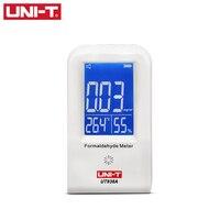 UNI T UT938A Высокая точность Крытый Измеритель формальдегида Регистратор данных детектор Air мониторы термометр гигрометр ЖК дисплей