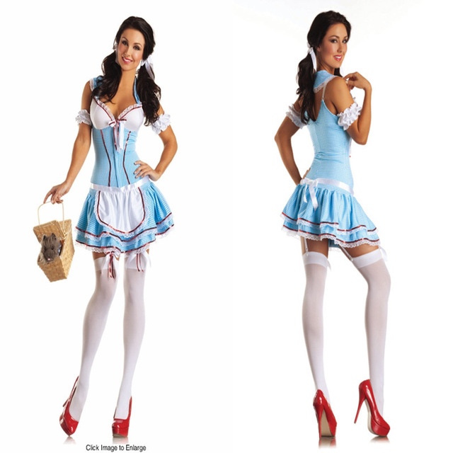 adult schoolgirl halloween costume french maid costume sexy costume accessories free size