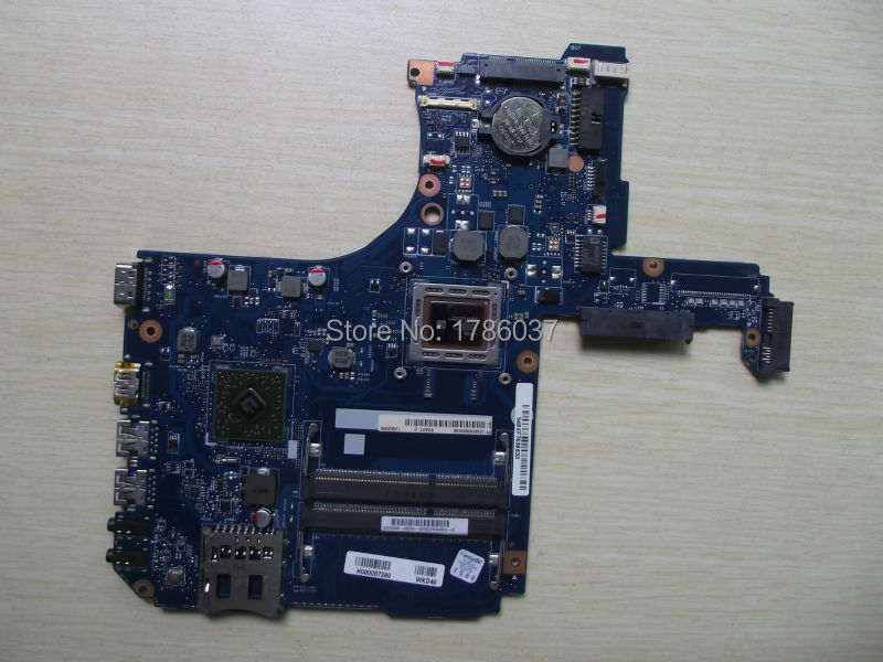 Free Shipping H000057280  for Toshiba Satellite S50D S55D series motherboard with A10-5745M 2.1GHz CPU.100% fully Tested ! 5745 laptop motherboard 50