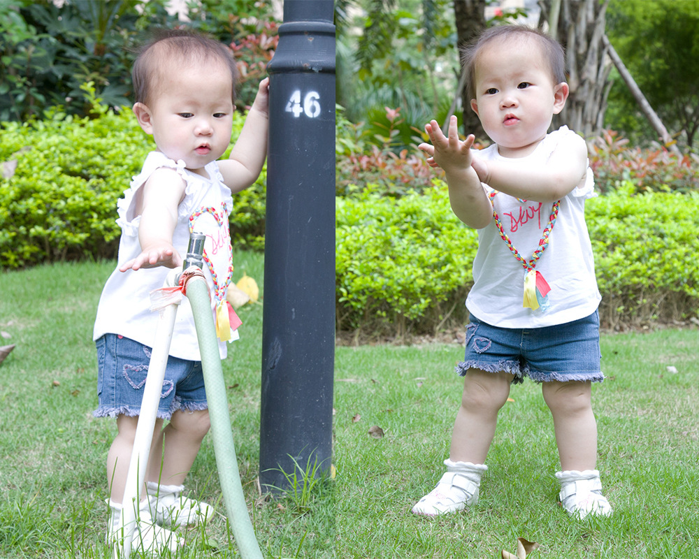 1Lot/6sets Girls Summer Casual Clothes Set Children short sleeve T-shirt + Short Pants Girl Clothing Sets for Kids