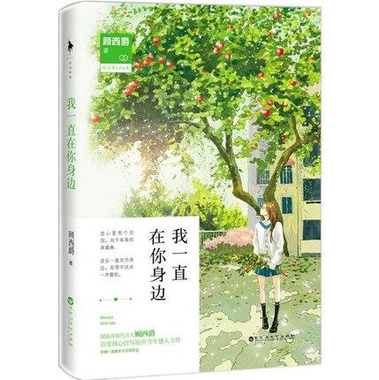 I've Been With You, Sir. Wo Yi Zhi Zai Ni Shen Bian Written By Gu Xi Jue /   Chinese Popular Novel Fiction Book