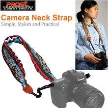 Universal Adjustable DSLR Camera Shoulder Neck Strap Fabric Of Floral Scarf for CANON NIKON SONY Fujifilm Leica Pentax Olympus