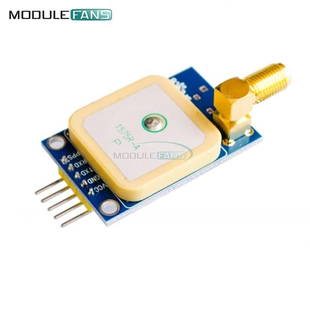 Dwustronna GPS Mini Moduł Neo-6m Pozycjonowania Satelitarnego Mikrokontroler 51 SCM MCU Pokładzie Rozwoju dla Arduino STM32 C51