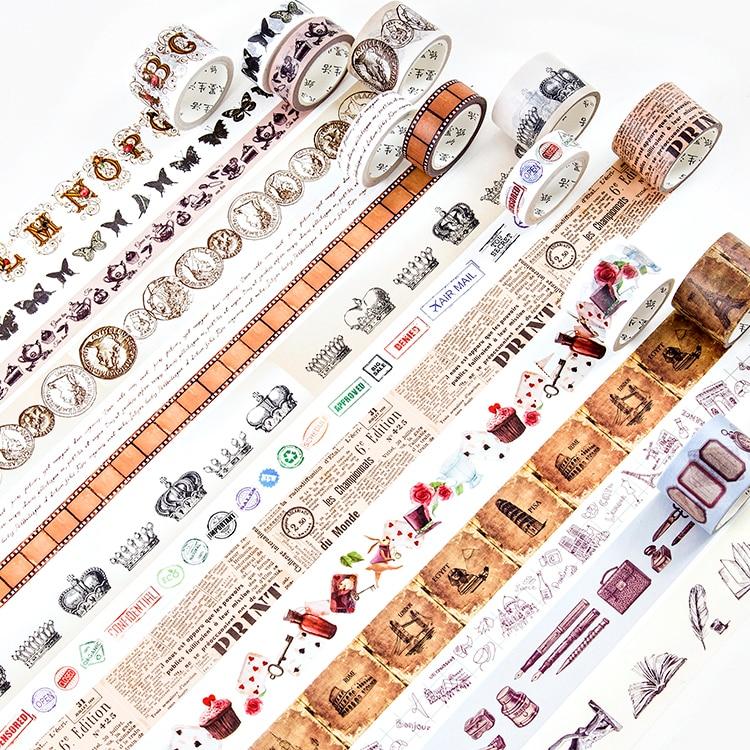 The Retro Memories Washi Tape Adhesive Tape DIY Scrapbooking Sticker Label Masking Tape david pillemer momentous events vivid memories
