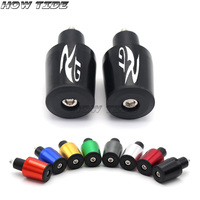 For HYOSUNG GT250R 2006 2010 Motorcycle Accessories 7/8'' 22MM Handlebar Grips high quality Handle Bar Cap End Plugs|Grips| |  -