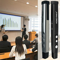 P830 Wireless Laser Pointer Presenter Compact Size Class Speech USB Pointer Remote Control For Turning PPT Presentation