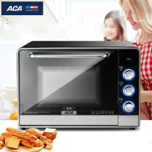 ATO-MFR34D Multifunction Pot Electric Built-in Oven 34L Commercial Stainless Steel Embedded Independent Temperature Control Oven