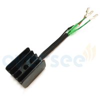 OVERSEE Aftermarket 664 81970 62 Rectifier For 30HP 40HP Yamaha Outboard Engine Parsun Hidea