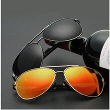HD. espacio 2017 gafas de sol polarizadas de los hombres de alta calidad De Aluminio de aleación de magnesio gafas de sol de los hombres gafas de sol gafas de sol para hombres