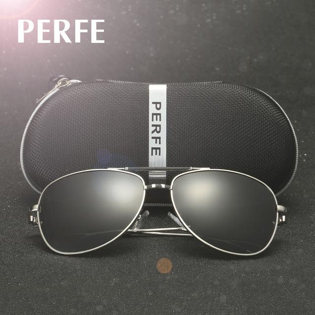 Prefere a marca de óculos de sol polaroid homens lunette gafas oculos de sol feminino óculos polarizados para homens superstar retro óculos de sol
