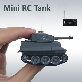 Remote Control Mini Tiger Tank Model