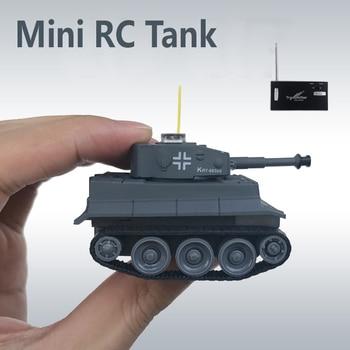 Remote Control Mini Tiger Tank Model