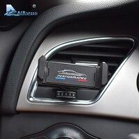Fluggeschwindigkeit Auto Telefon Halter Air Vent Telefon Halterung Universal für BMW Zubehör E46 E90 E60 E39 F30 E36 F10 E92 g30 E30 F20 E87 E34-in Universelle Autohalterung aus Kraftfahrzeuge und Motorräder bei