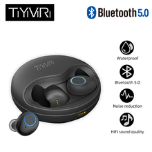 2019 new TWS Earbuds Wireless Earphones Bluetooth Waterproof K10 True With 500mAh Charge Box