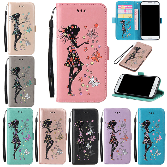 Case for Samsung Galaxy A5 A500 2015 TPU+PU Case for Samsung A5 2015 SM-A5000 A5009 A500F A500K A500S Embossed mobile Phone Bag
