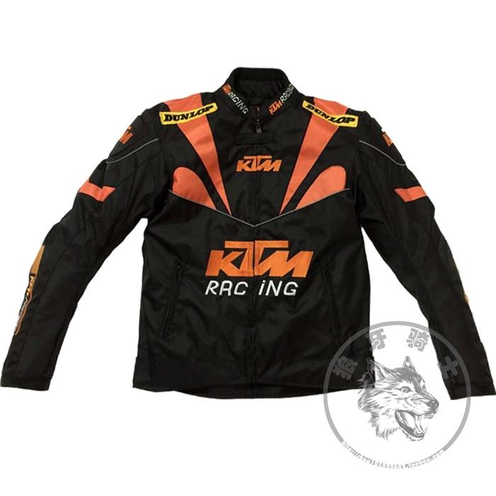 Prix pour 2016new moto veste hors route moto vêtements anti automne coupe-vent veste fit hommes et femmes taille S-XXXL