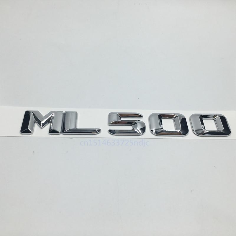 Car Styling Dla Mercedes ML320 ML350 ML400 ML450 ML500 ML550 - Zewnętrzne akcesoria samochodowe - Zdjęcie 6