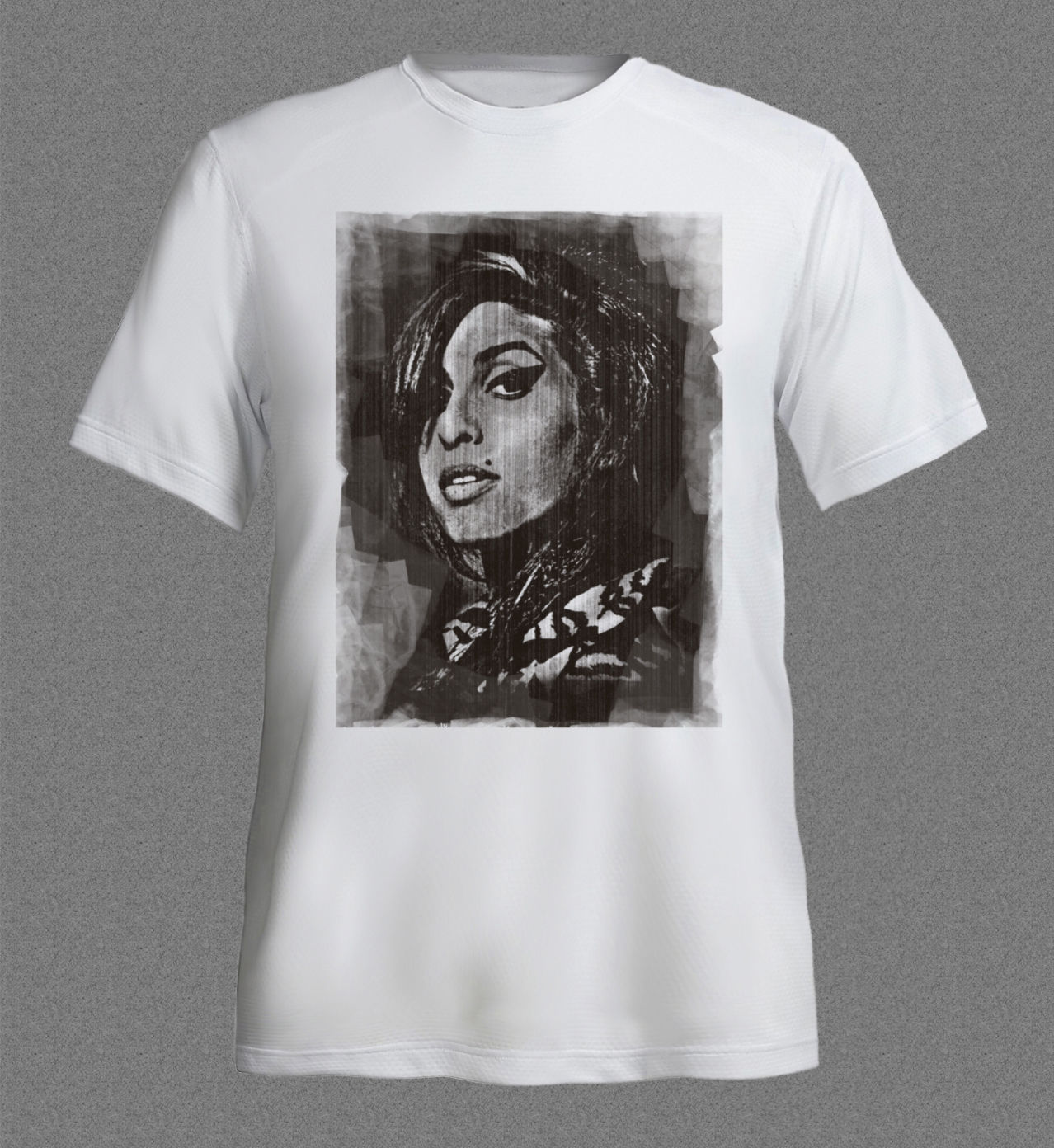 AMY WINEHOUSE POP SOUL JAZZ R & B Music T-shirt