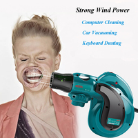 High Power Household Computer Blower Hair Dryer Industrial Grade Blower Dusting Power Tools B5 2.8