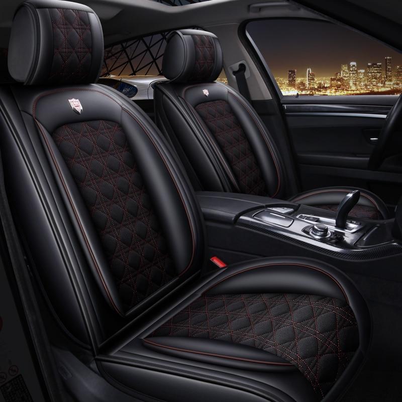 Housses de siège Auto pour mercedes benz classe S w140 w221 classe C W202 T202 W203 T203 W204 W205 c200