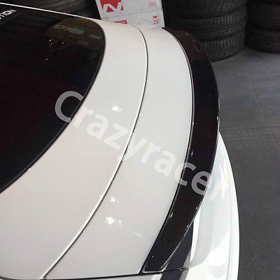 A7 Carbon Fiber Rear Trunk Spoiler Wing Lip for Audi A7 2011-2014 Car-Styling carbon fiber auto car rear trunk wing lip spoiler for audi for a3