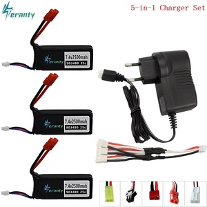 7.4v battery Charger Sets for
