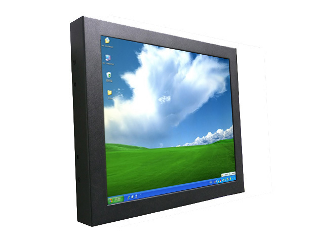 12 inch Metal Open Frame Touch Screen Monitor Industrial Saw  touch screen monitor, one year warranty