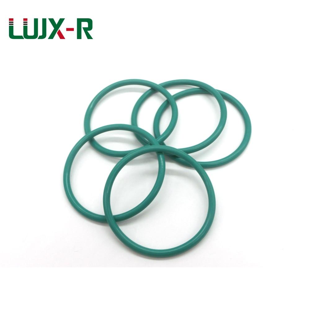 O-Rings Nitrile Rubber 40mm x 47mm x 3.5mm Seal Rings Sealing Gasket 5pcs