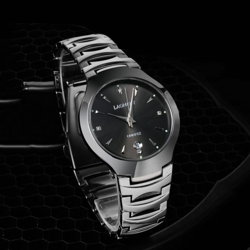 1pc 100m Swim Diving Tungsten Steel Quartz Wristwatches Men Student Male Sports Watches Clocks Gift Relogio Masculino Horloge ...