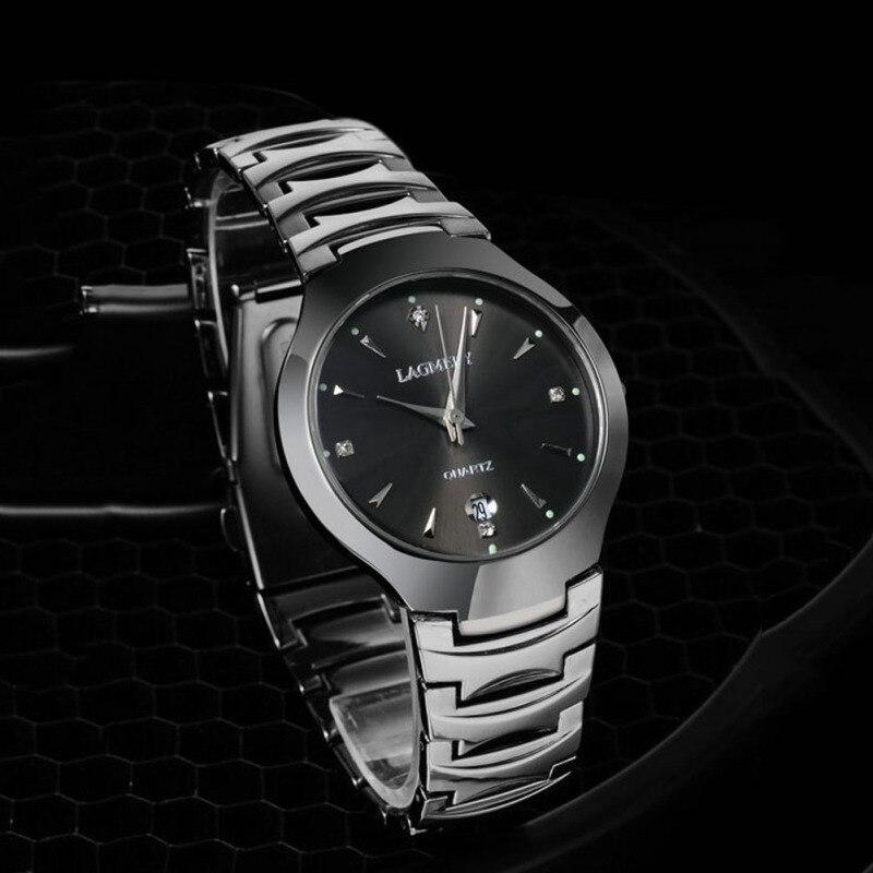 1pc Men student male sports watches clocks 100m Swim Diving Tungsten Steel Quartz Wristwatches Gift Relojes