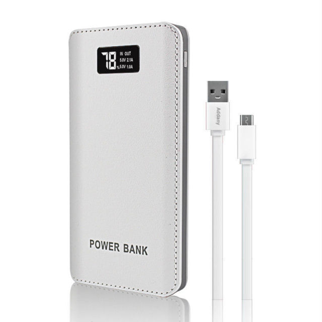 10000 mAh Power Bank 4-USB Ports 3