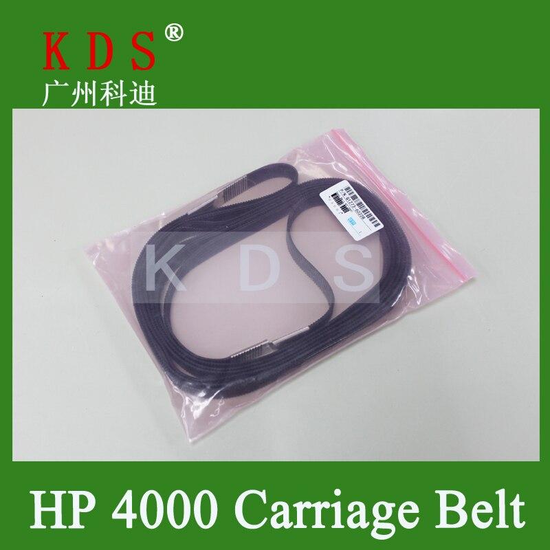 2 pcs/lot spare parts Carriage Belt Q1273-60228 for HP 4000 4020 4500 4520 z6100 laserjet parts