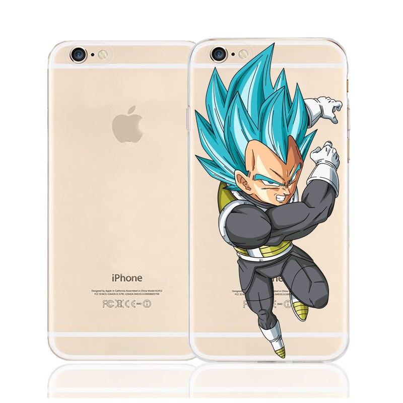 coque iphone 6 dragon ball silicone