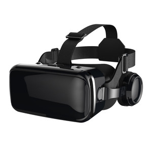 VR/AR Glasses 3D Glasses Vritual Reality Shinecon Headset VR Glasses universal 3D Box For iphone With Controller DE19(China)