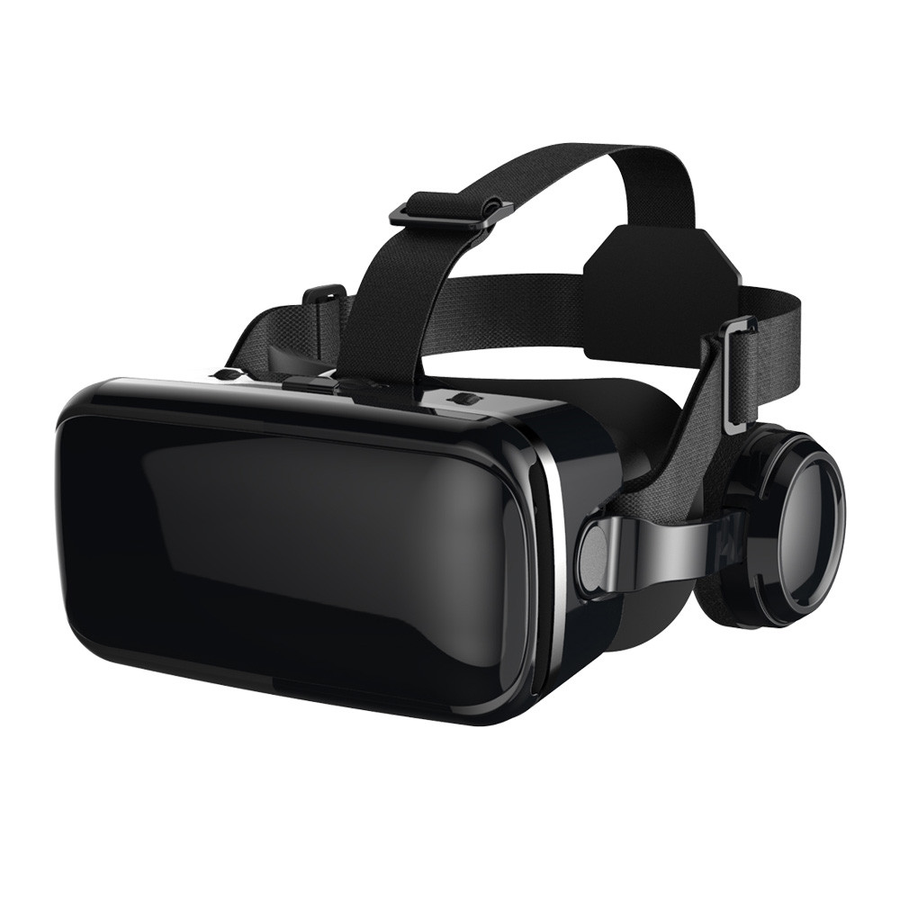 VR/AR Glasses 3D Glasses Vritual Reality Shinecon Headset VR Glasses universal 3D Box For iphone With Controller DE19