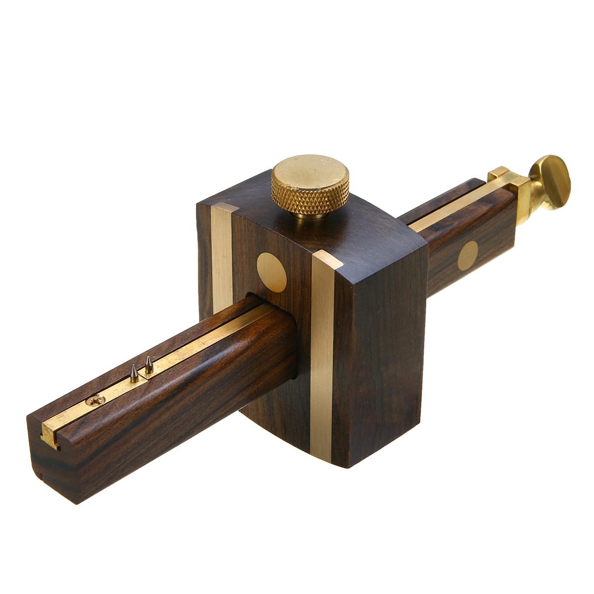 Marking Gauge 8inch Cutting Gauge Wood Scribe Mortise Gauge With Brass Screw Measuring Woodworking Tool цена