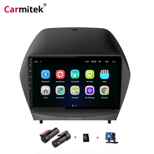 Online Car Radio Android Multimedia For Hyundai IX35 TUCSON 2009 2010 2011 2012 2013 2014 2015 Chrome Navigation head unit