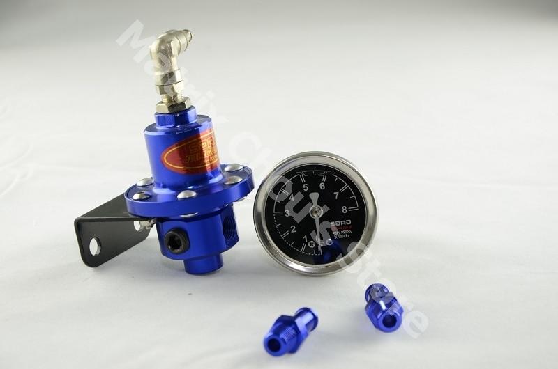 VSRacing SARD регулятор давления топлива Регулятор топлива с манометром давления топлива