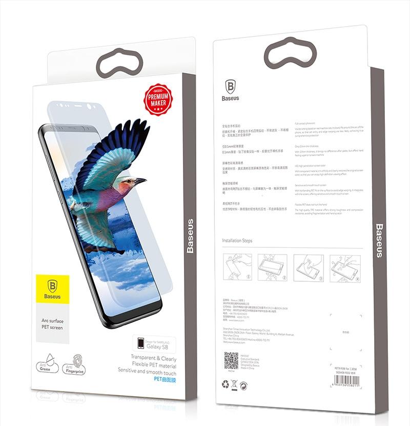 Baseus Soft PET Screen Protector (13)