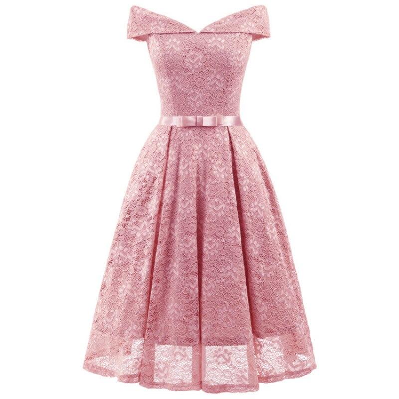 2019 новое женское вечернее платье для свадебной вечеринки с открытой спиной, кружевное платье белого и красного цвета, женская одежда, Vestido, б...