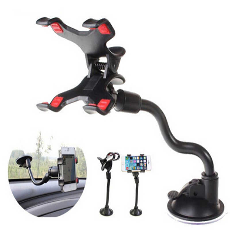 Universal 360 degree Rotation Holder for mobile phone in carMount bracket stand for iPhone 6s 7 8 plus for Samsung Galaxy