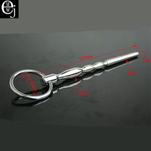 EJMW Catheters & Sounds Stainless Steel Penis Plug For Men Urethral Dilators Masturbator цены онлайн