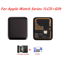 For Apple Watch Series 1 LCD Display Touch Screen Digitizer 38mm/42mm Pantalla Replacement LCD+Tempered Glass+Assemble Tools