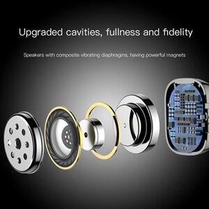 Image 5 - Baseus W02 tws bluetoothイヤホンワイヤレスマイク付きインテリジェントタッチコントロールハンズフリーauriculares電話