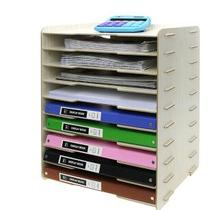 Meaning the desktop A4 to receive a file cabinet