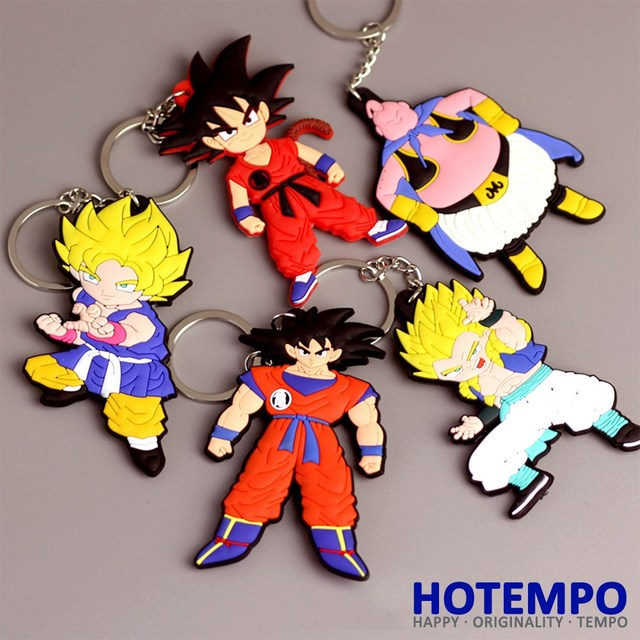 Dragon Ball Super Keychains